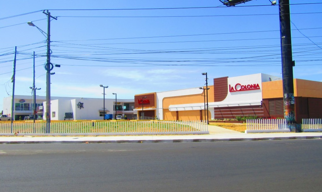 Fotografías del amplio desarrollo urbanístico en Managua