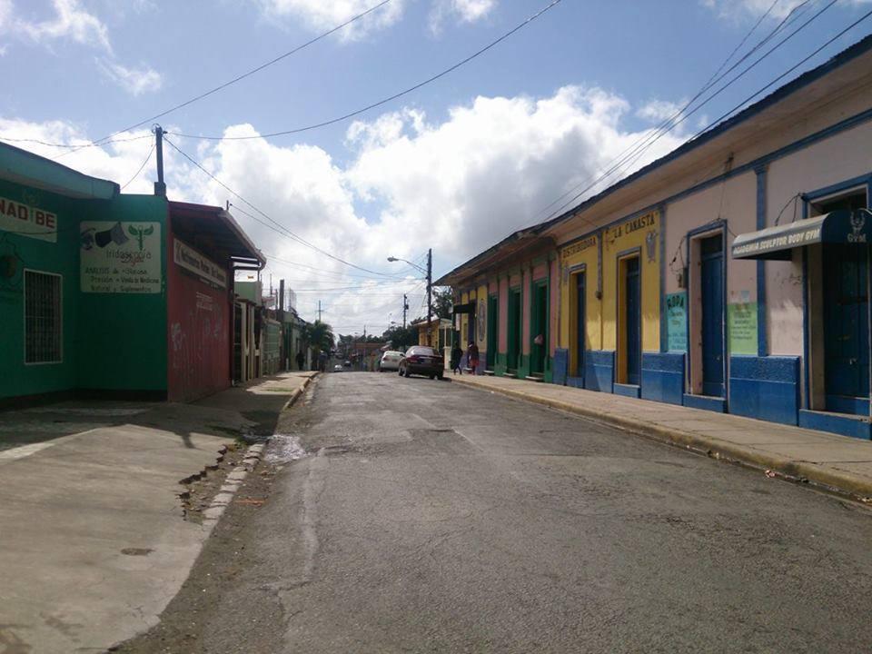 Jinotepe una ciudad limpia y de buenas costumbres