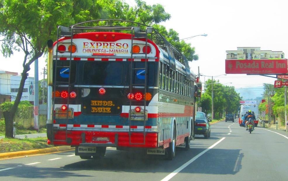 ¿Cómo viajar al Occidente de Nicaragua?