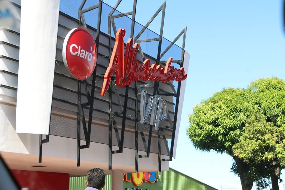 Cines en Nicaragua