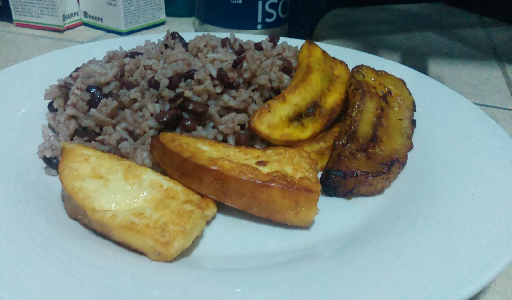 Desayuno Típico Nicaragüense