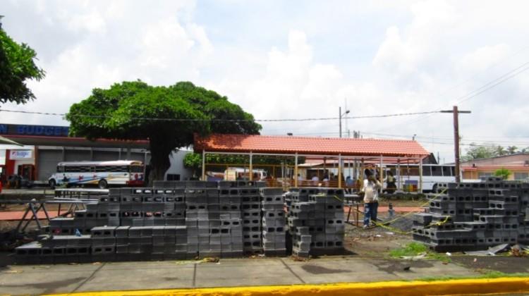 Materiales de construcción precio actual en Nicaragua
