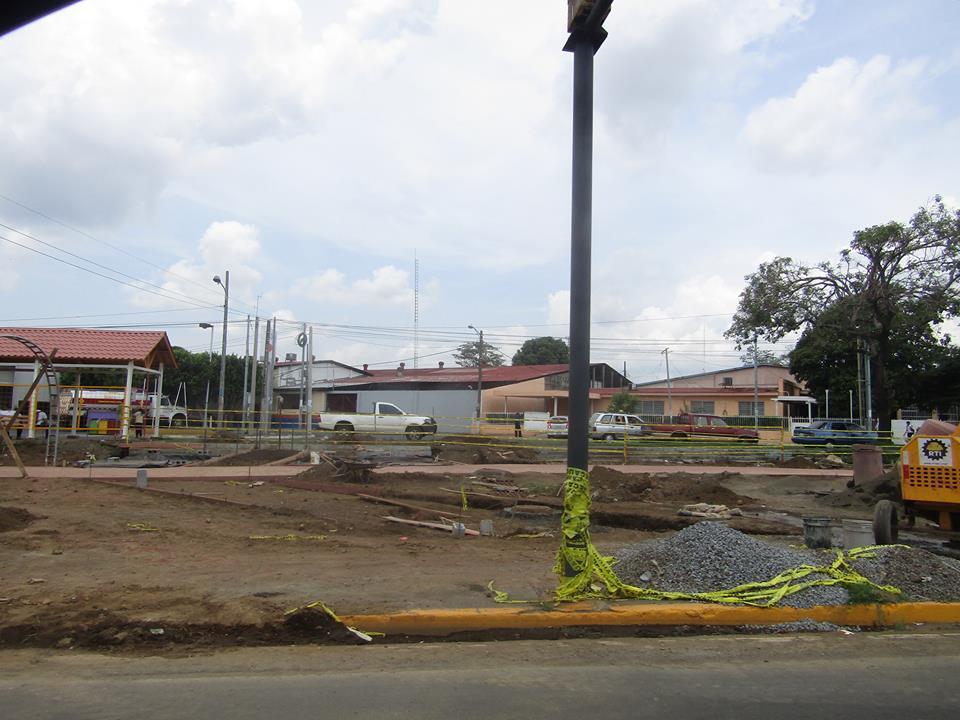 El desarrollo de nuevas obras de recreación en Nicaragua