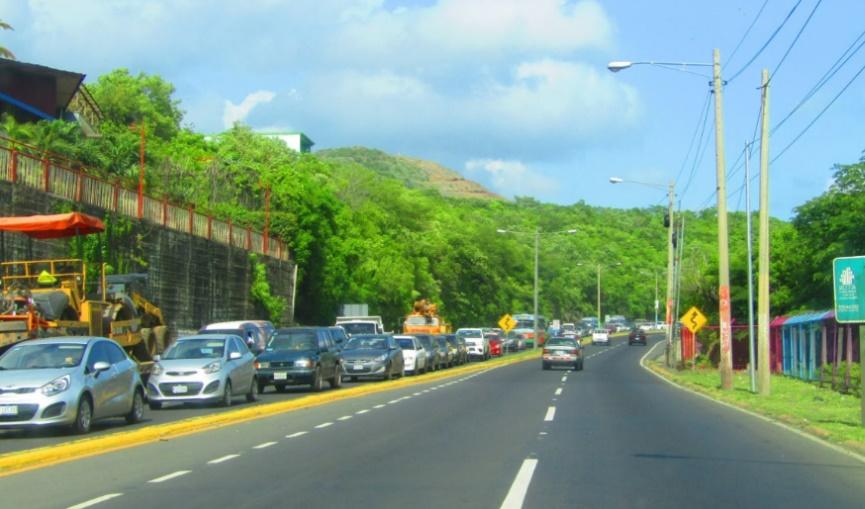 ¿Hacia donde está creciendo Managua en 2016?