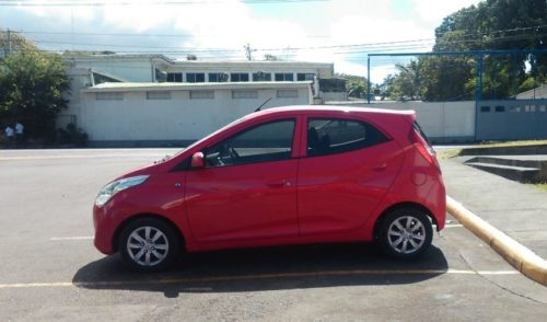 ¿Cuánto cuesta rentar un vehículo en Nicaragua?