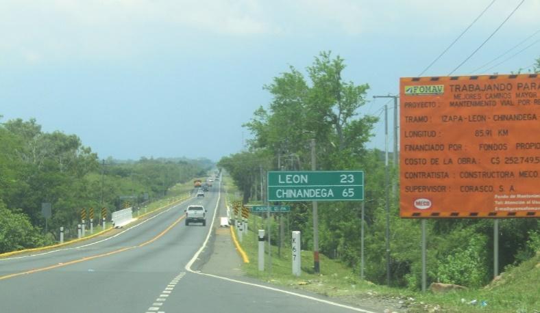 Municipios del departamento de León