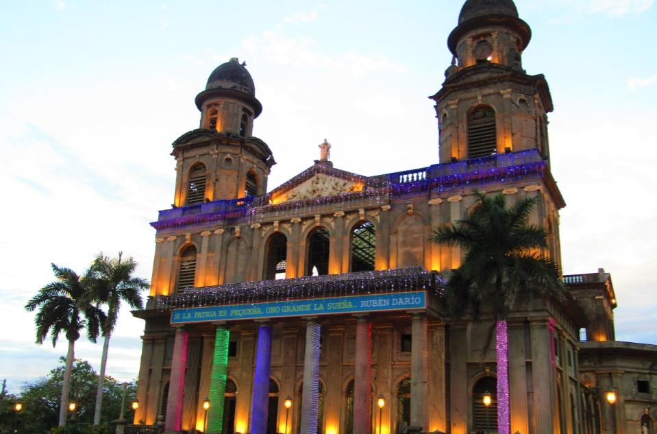 CatedraldeManagua