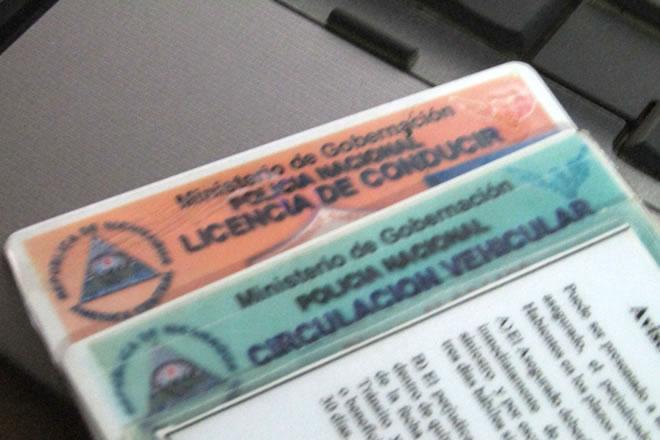 Licenciadeconducrinica