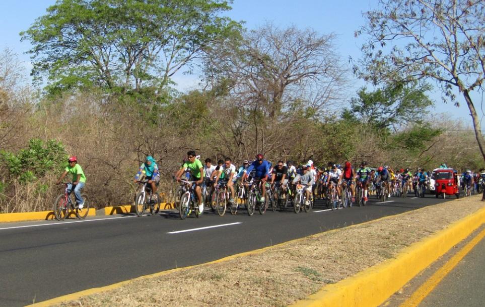 CiclismoNicaragua