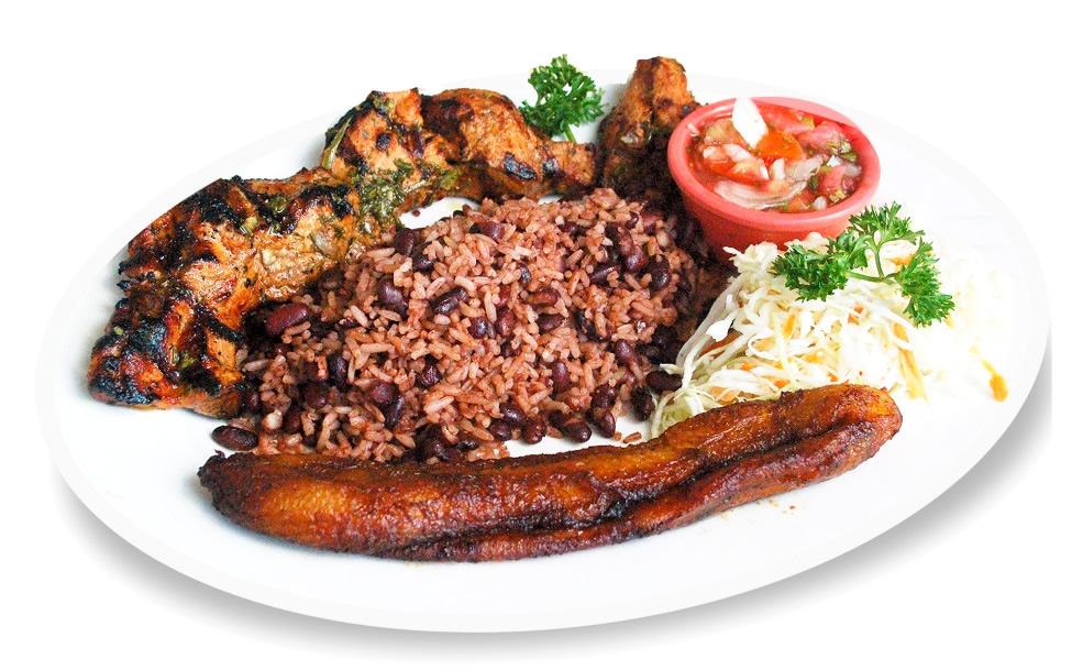 El Gallo Pinto Nicaragüense la comida más popular en Nicaragua