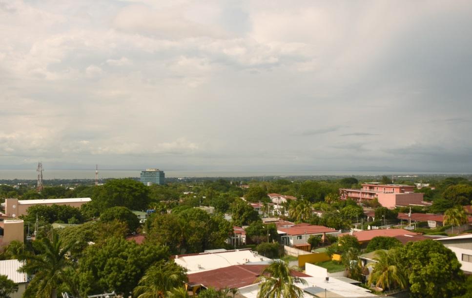 Nube de polvo del Sahara cubre toda Nicaragua