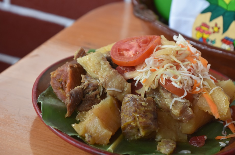 ¿Dónde comer un delicioso Baho en Nicaragua?
