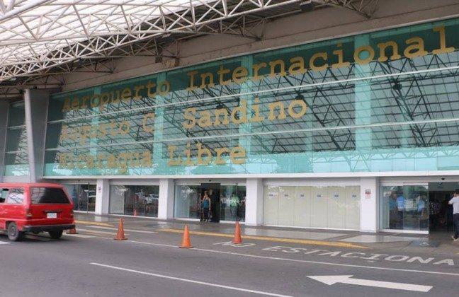 Aeropuerto de Nicaragua cerrado hasta junio