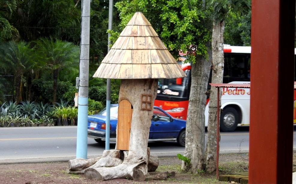 La Casita del Árbol en Catarina