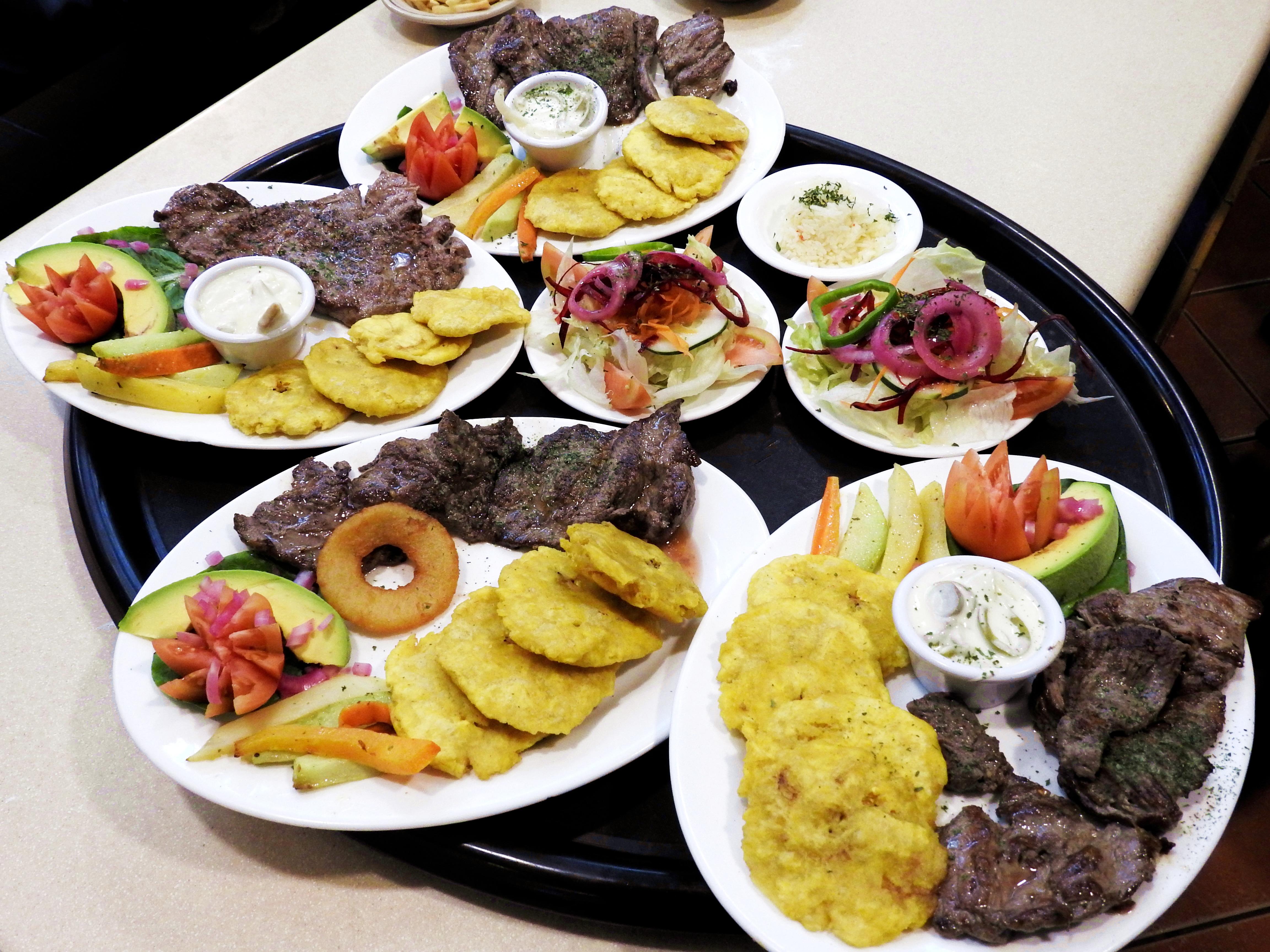 ¿Dónde almorzar delicioso en Masaya?