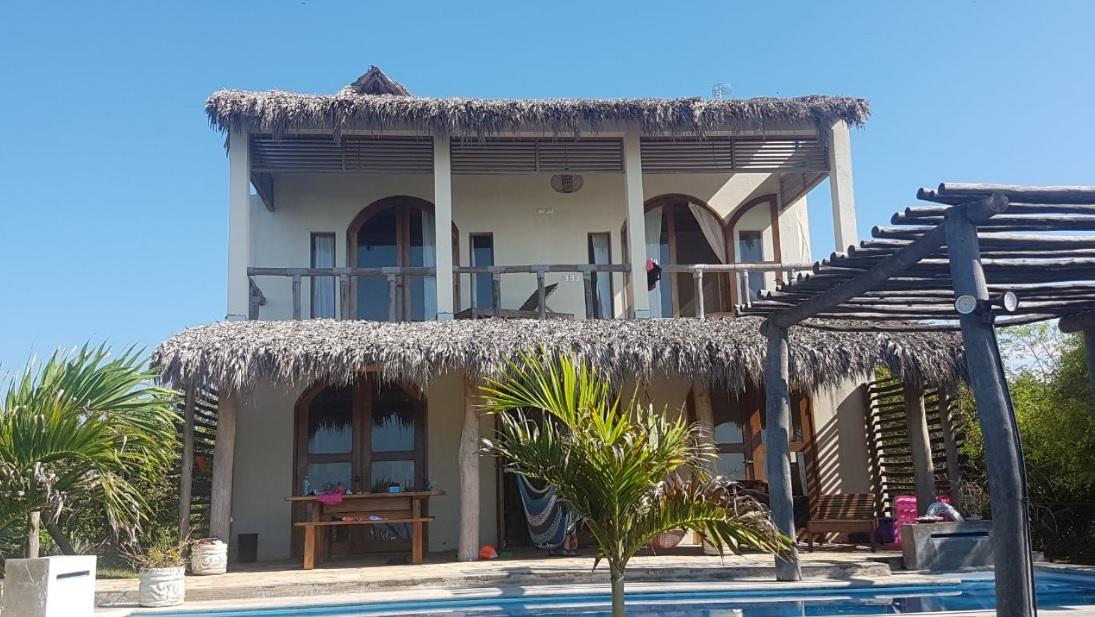 Playa de Salinas Grande un paraíso por conocer en León Nicaragua