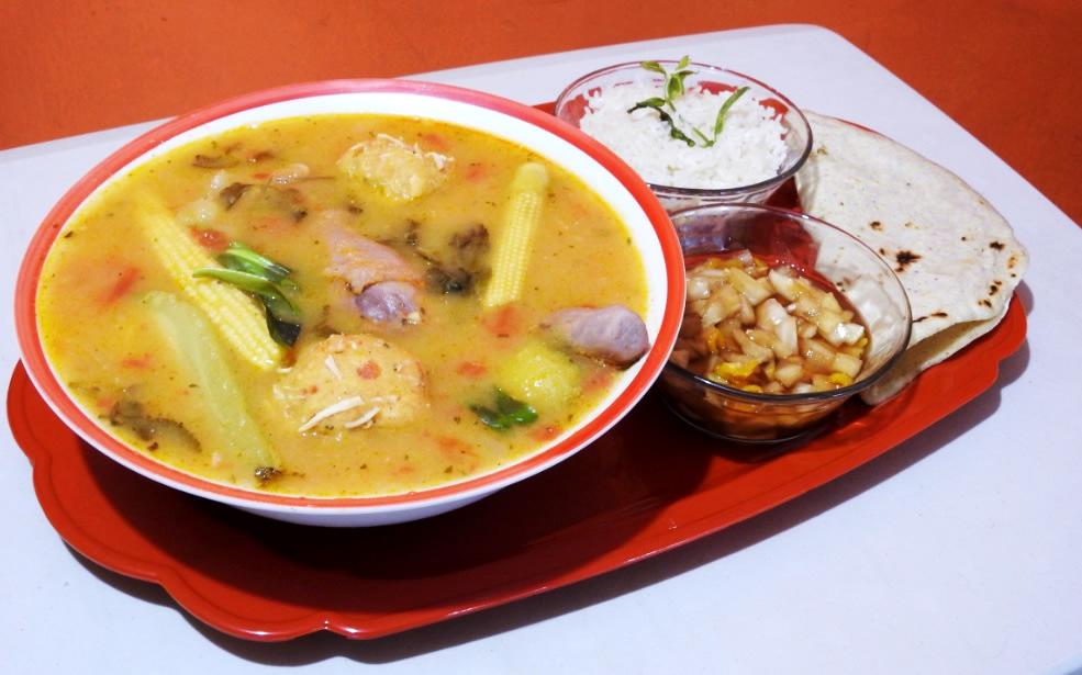Lugares populares para tomar sopa en Managua