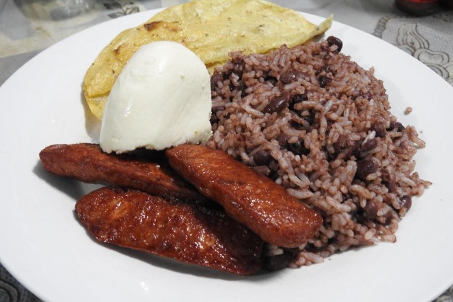 Desayunos de 30 córdobas en Managua