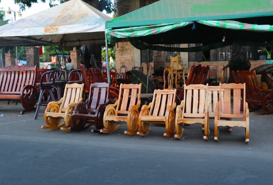 Tiendas de muebles rústicos en Nicaragua