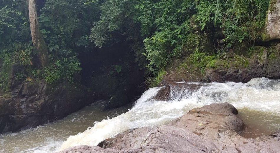 Reserva Natural Aguas Agrias en Nandaime Nicaragua
