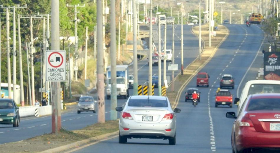 Ampliación de la Carretera Ciudad Sandino km 14 hasta Mateare