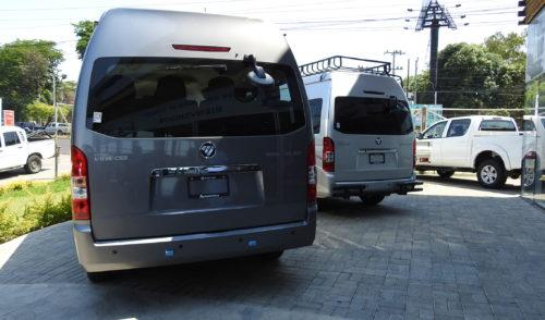 El precio de vehículos usados en Nicaragua