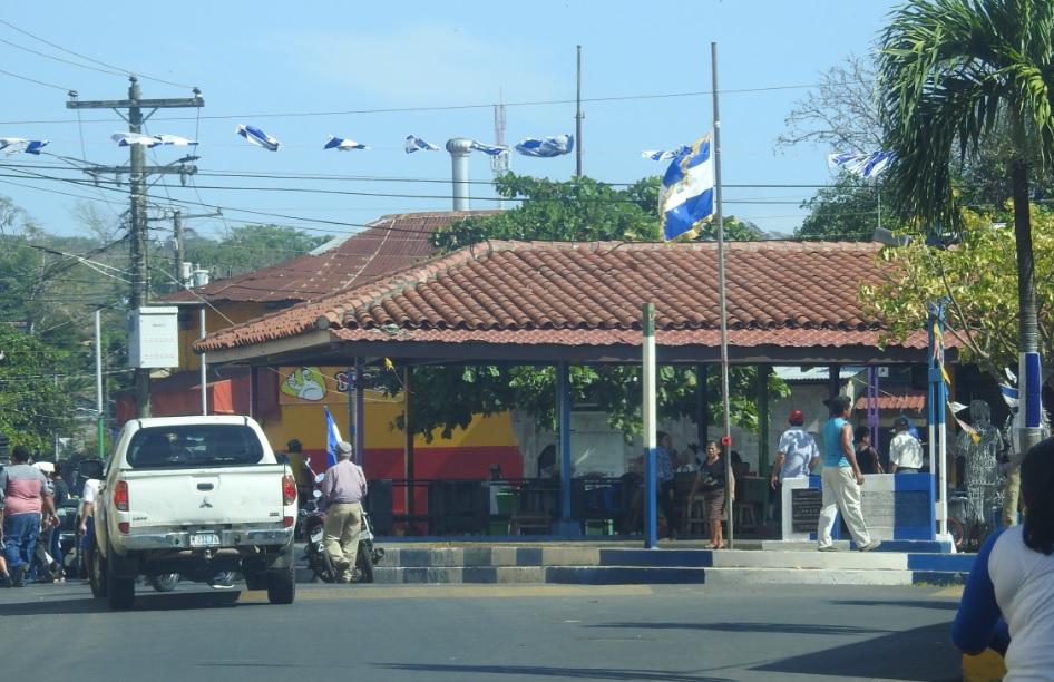 Monimbo el principal barrio de Masaya