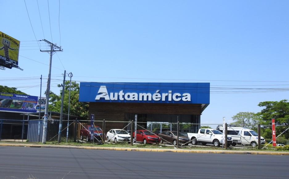 Auto América con nueva sucursal en Carretera a Masaya y modelos 2018