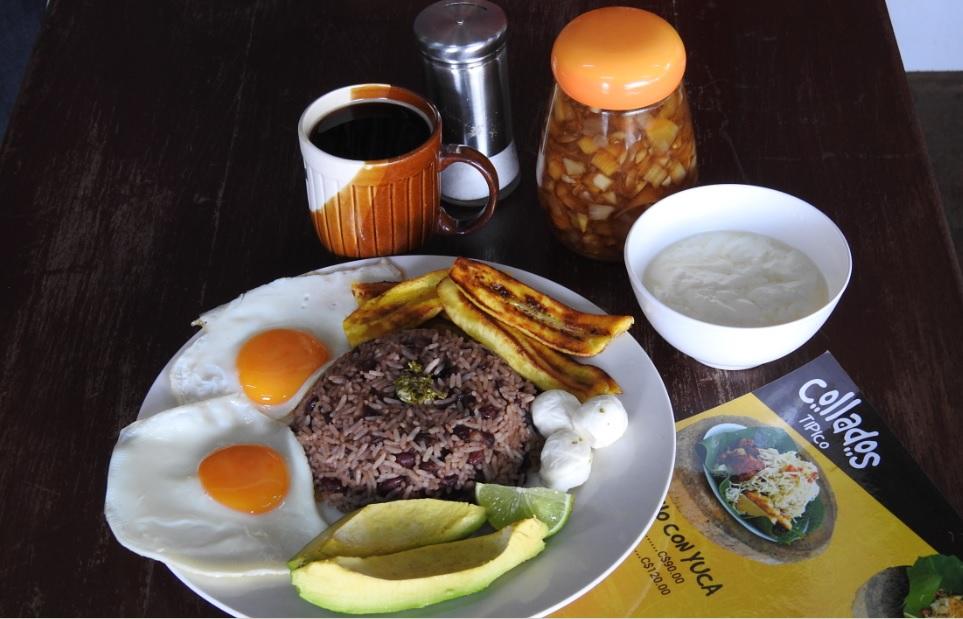 ¿Dónde encontrar deliciosos desayunos en Managua?