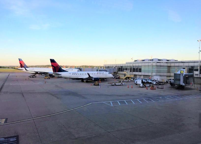 Delta Airlines cancela operaciones y vuelos a Nicaragua
