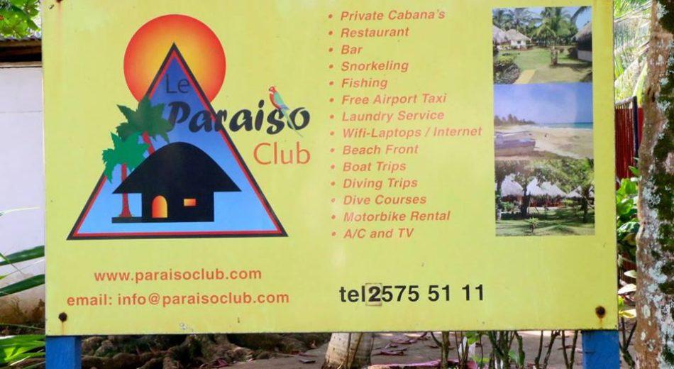 Paraíso Club Hotel Corn Island paquetes turísticos