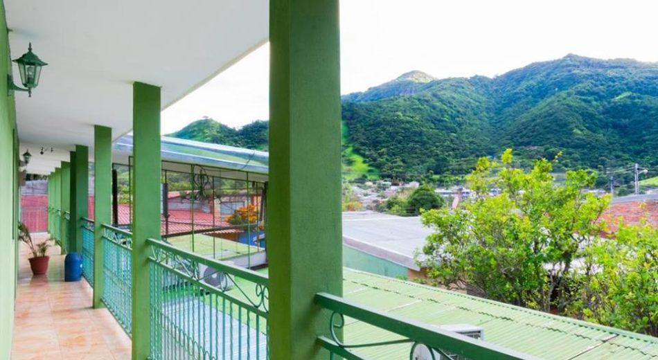 Hotel Neblina en Jinotega Nicaragua