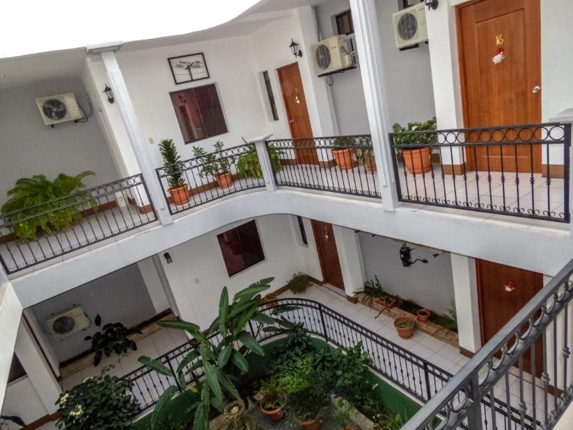 Hotel Palmeras de Elim Matagalpa