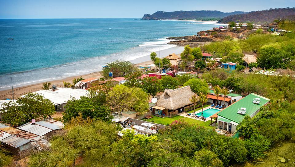 Macheles Place Hotel Playa Gigante Nicaragua