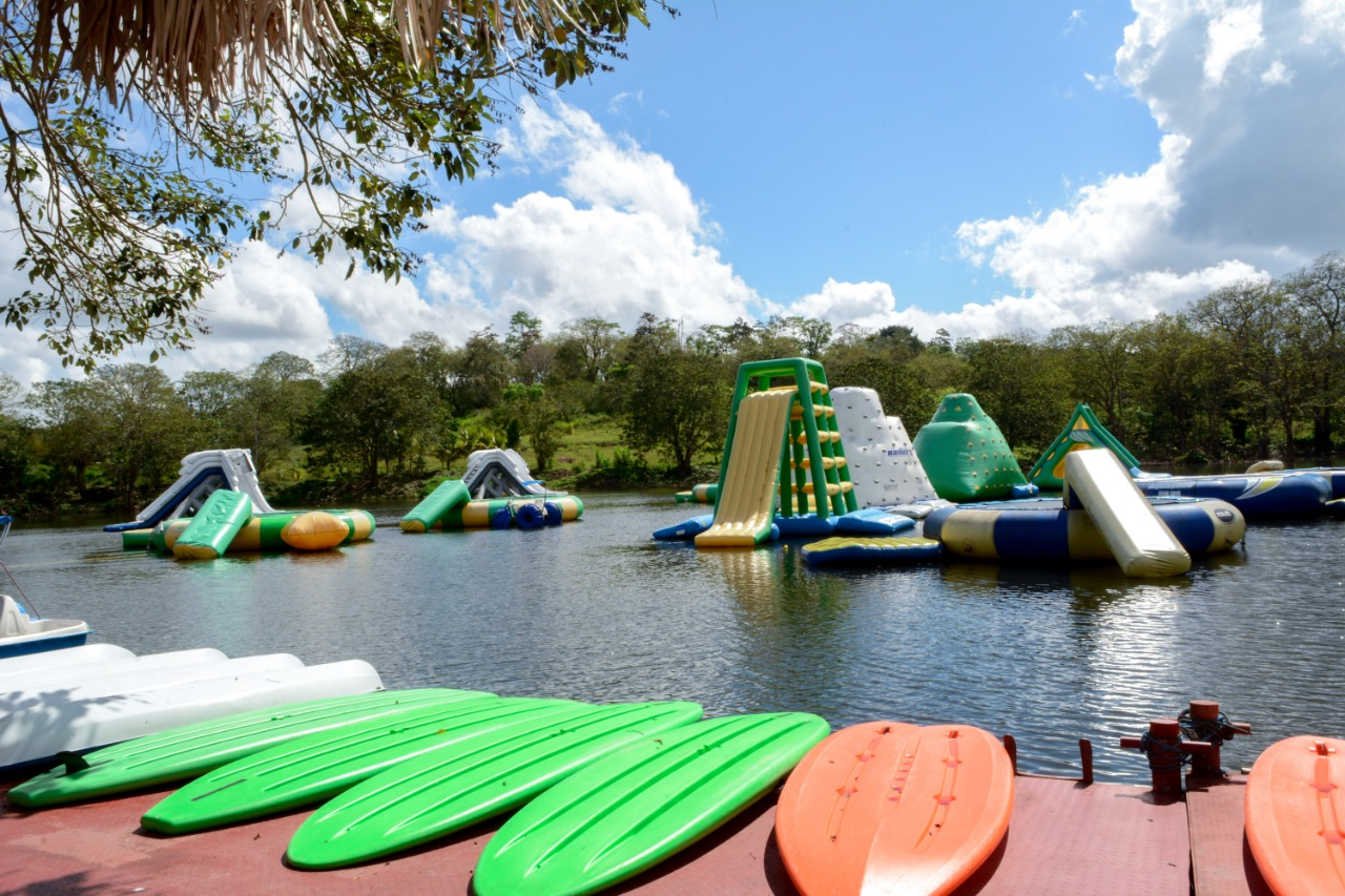 ¿Cómo llegar la Laguna San Martín en Matagalpa?