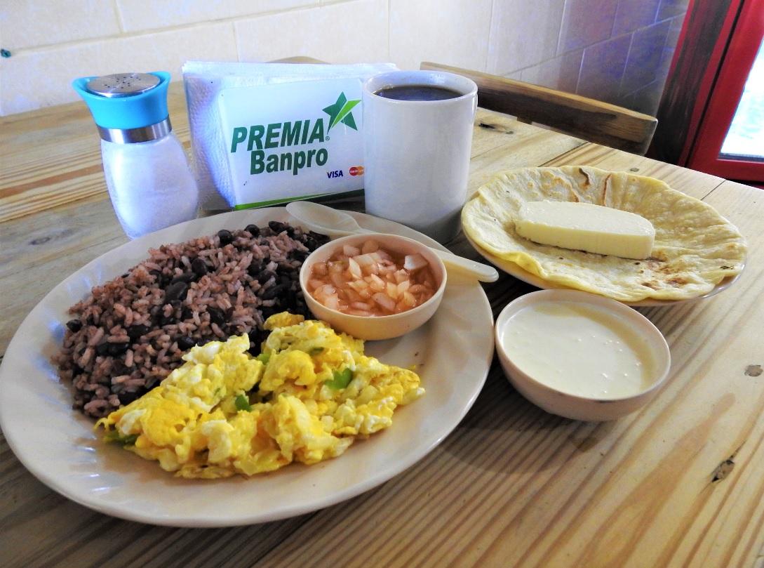 Desayunos Típicos en Carretera Norte Managua