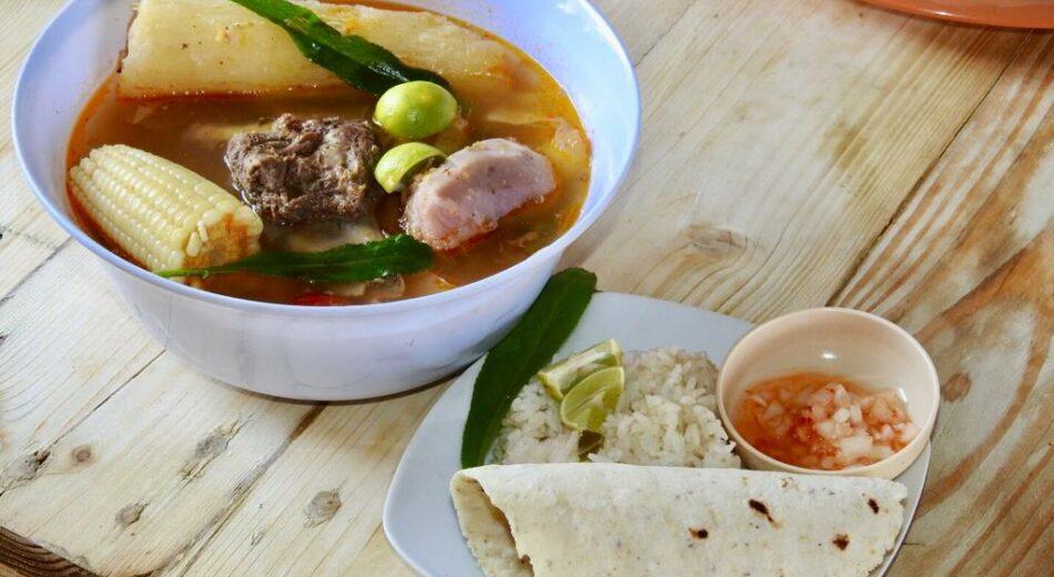 Tipos de sopas que hay en Nicaragua
