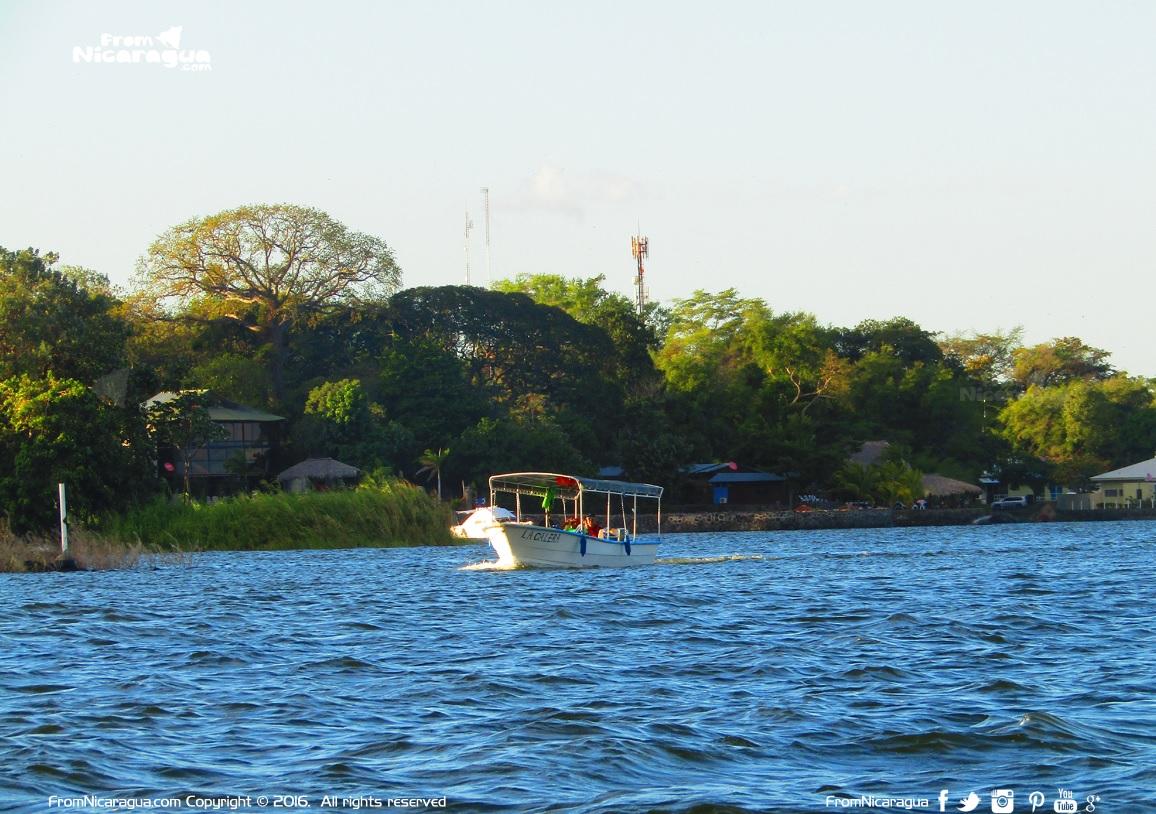 Lugares turísticos en Nicaragua al aire libre