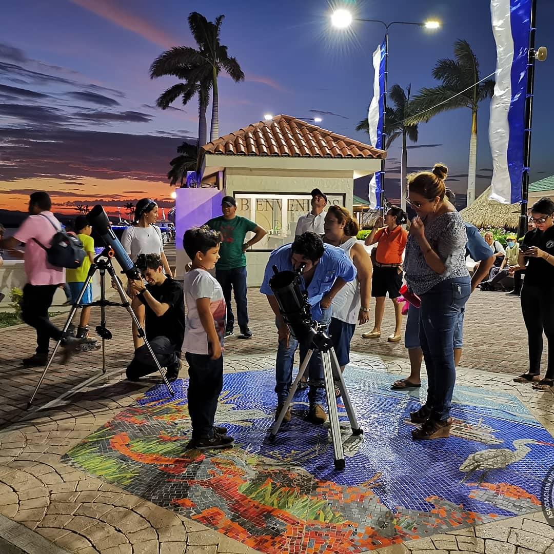 Asociación Nicaragüense de Astronomía Aficionada