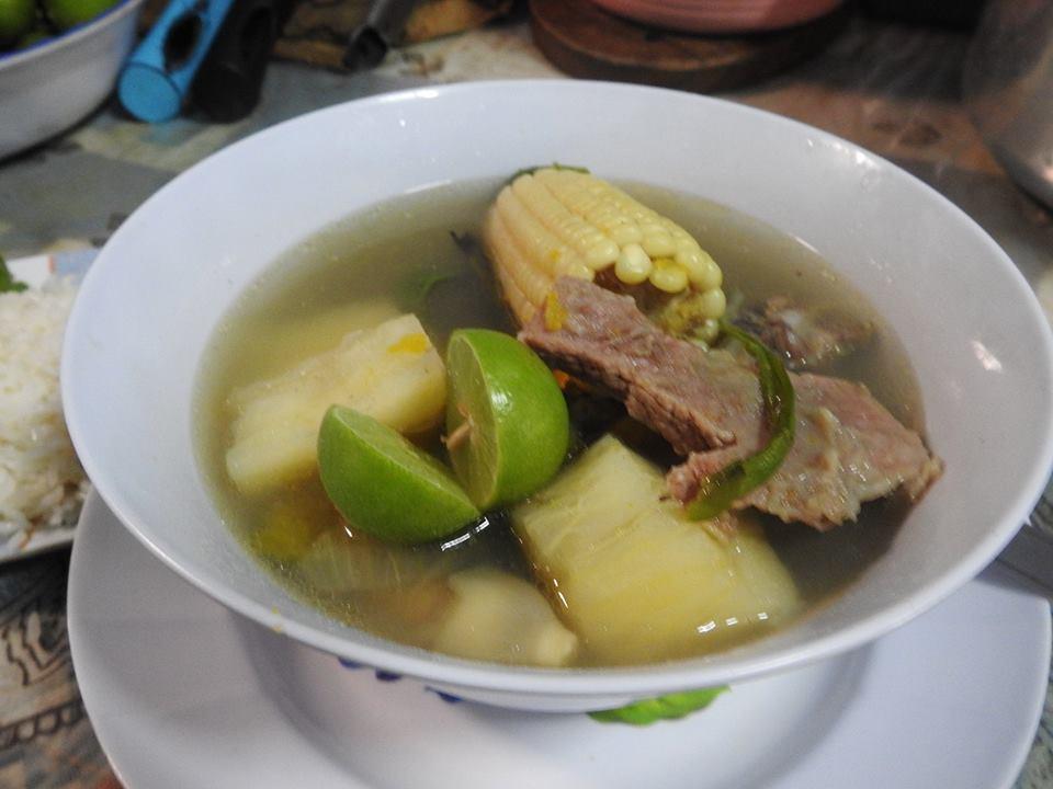 Dónde comer una deliciosa sopa de res en Managua
