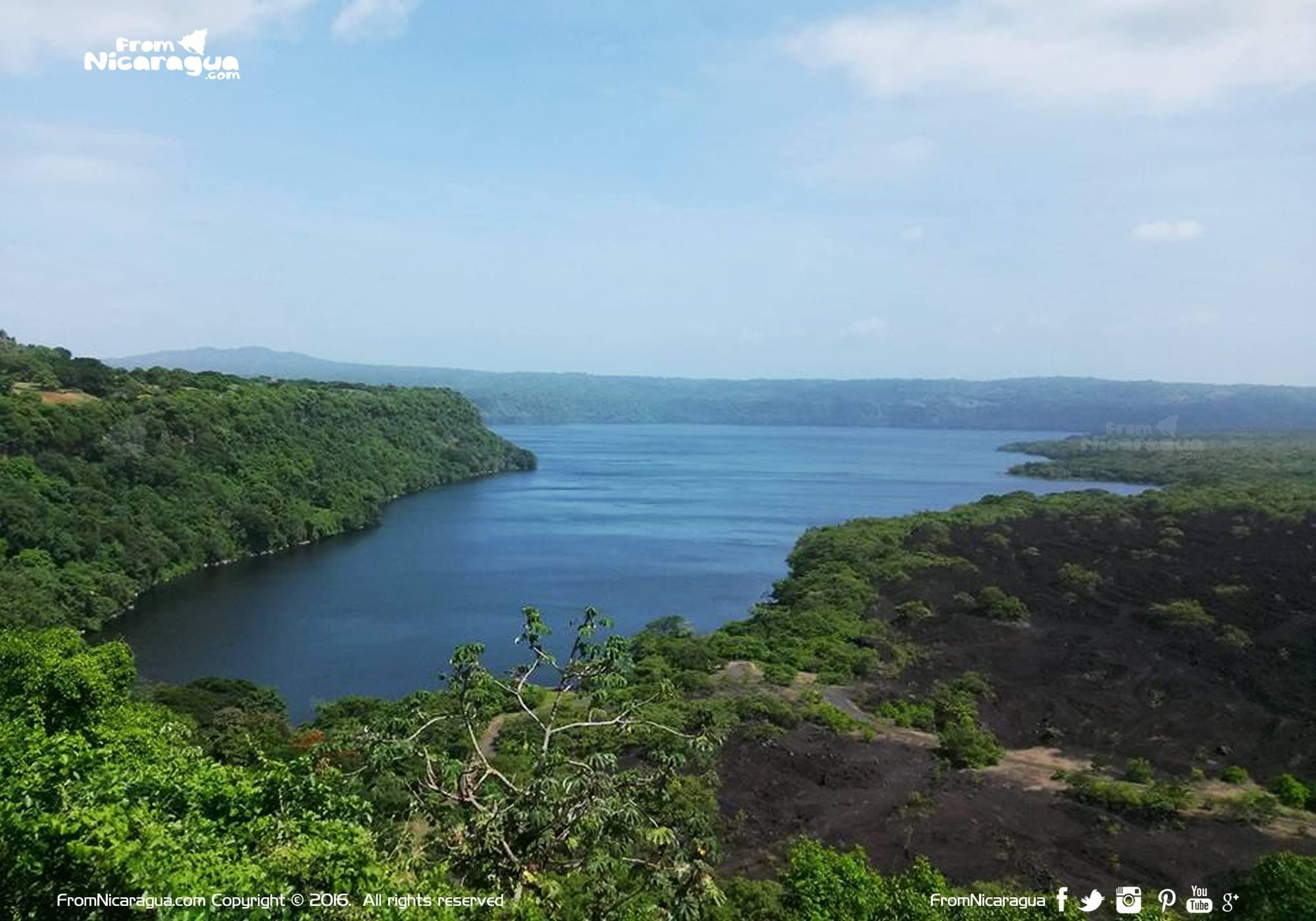 Opciones para visitar la laguna de Masaya