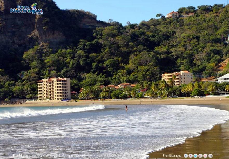 San Juan del Sur Nicaragua, con gran potencial turístico