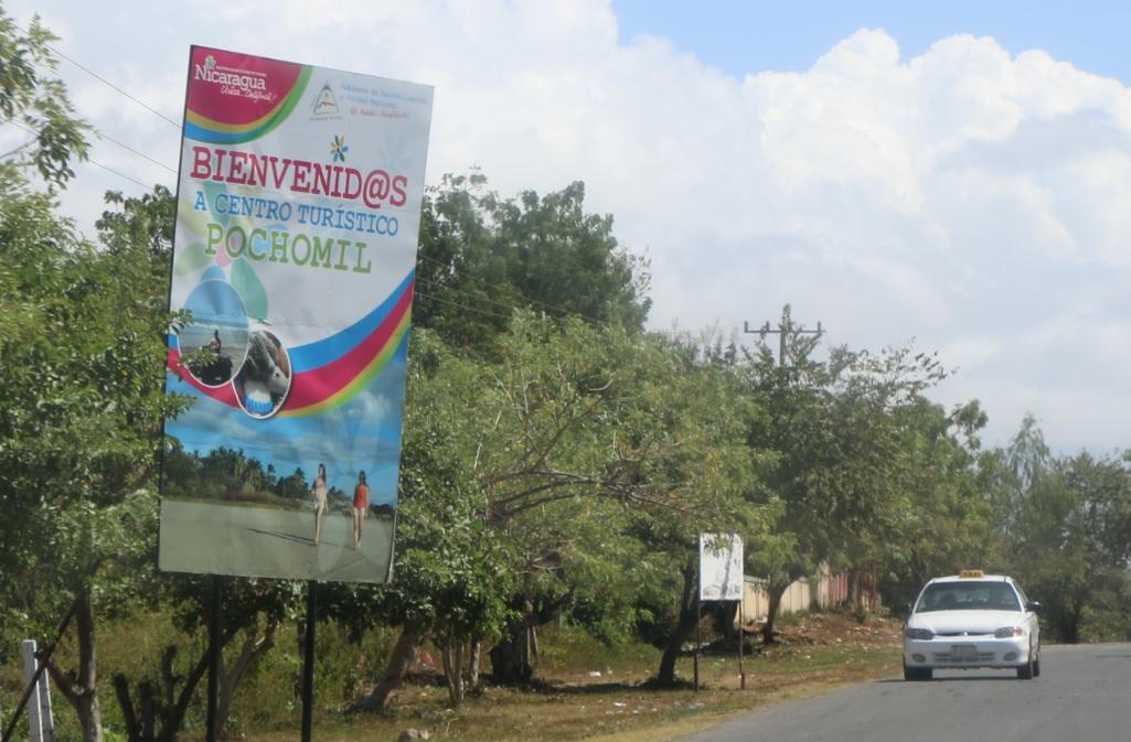 ¿Cómo llegar hasta Pochomil desde Managua?
