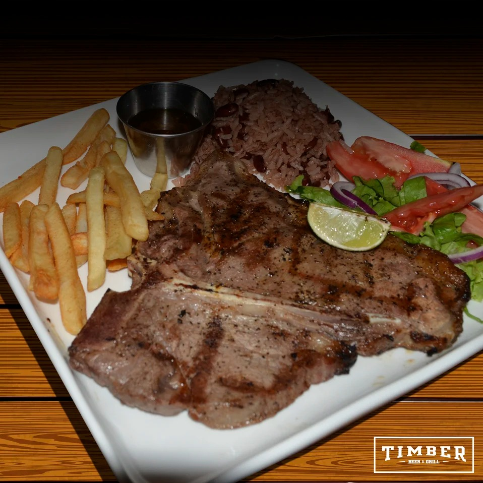 Timber Bar & Grill Managua