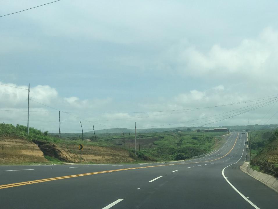 Conozca la nueva carretera del Crucero hacia Carazo