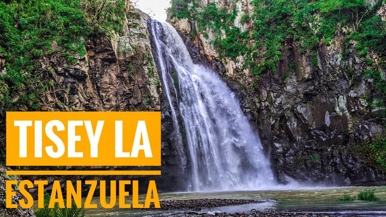 Salto La Estanzuela en Estelí Nicaragua