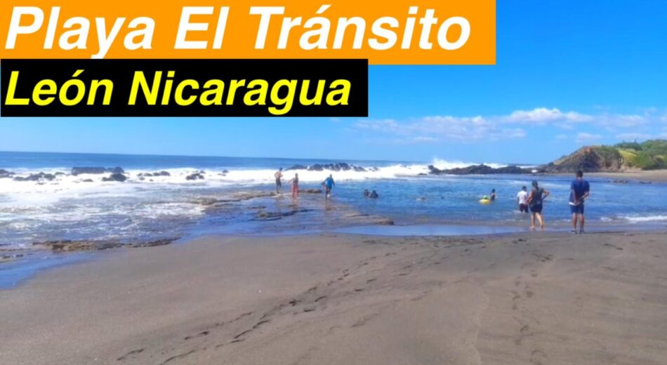Playa el Transito, León Nicaragua
