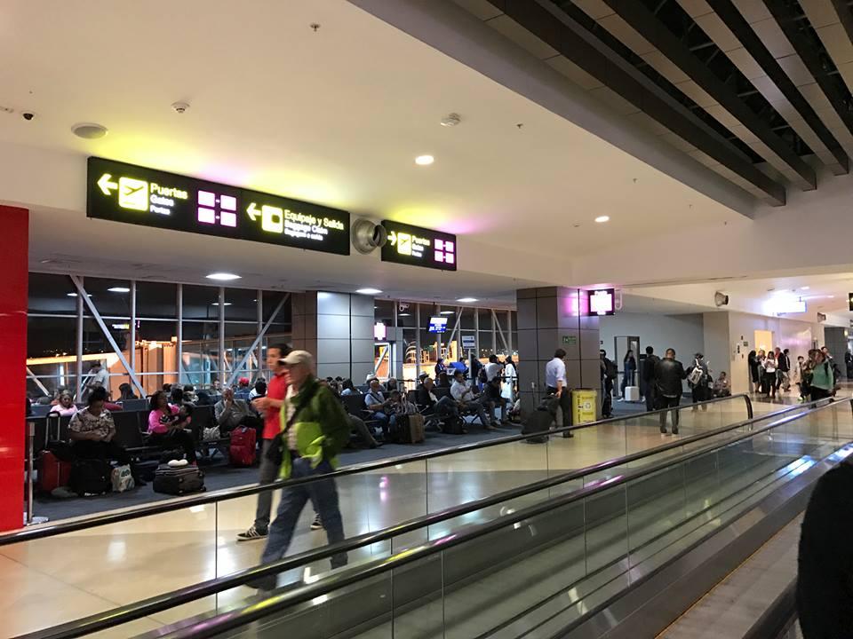 Estados Unidos exige prueba de covid-19 a viajeros por vía aérea