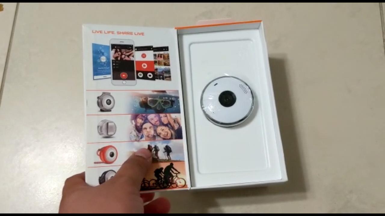 Motorola Verve Cam action la mejor para hacer videos