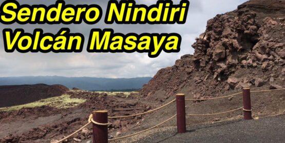 Sendero Nidiri en Volcán Masaya Nicaragua
